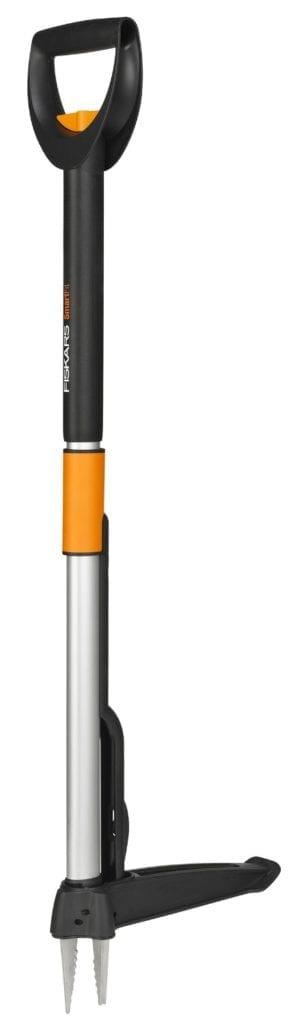 Fiskars SmartFit Teleskop-Unkrautstecher